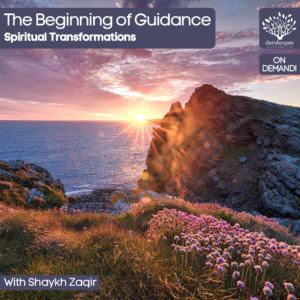 Beginning of Guidance
